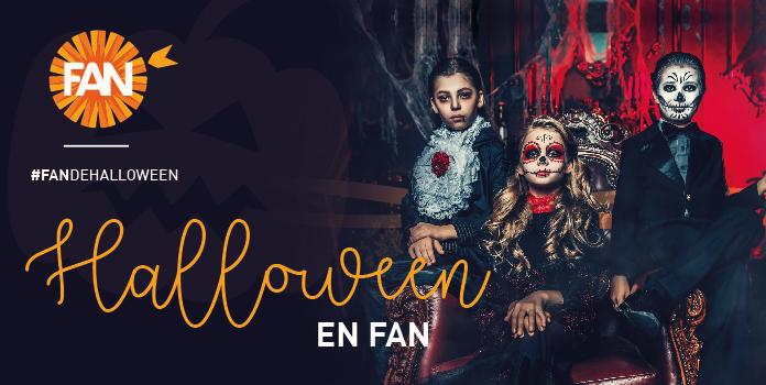 ¡Celebra Halloween con las terroríficas actividades de FAN Mallorca Shopping!