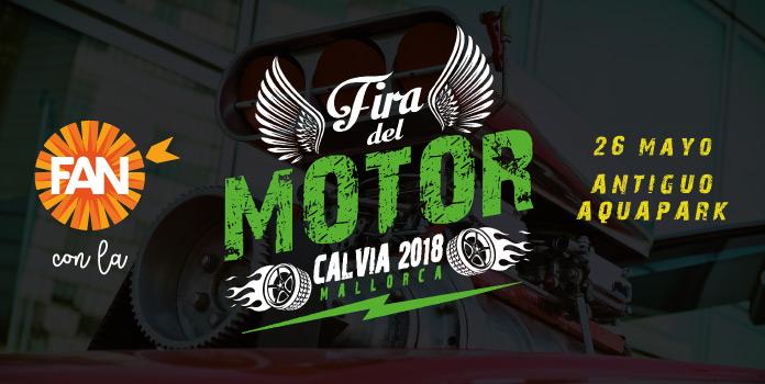 ¡Que rujan los motores con FAN Mallorca Shopping y la Fira del Motor!