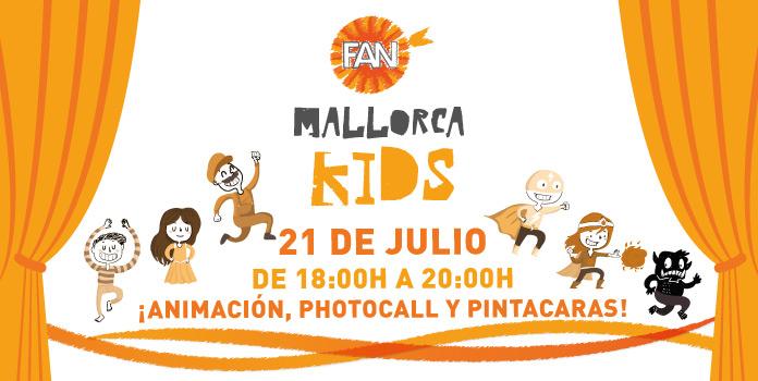 videojuegos FANkids julio FAN Mallorca